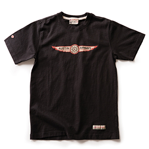 Red Canoe Austin Airways T-Shirt