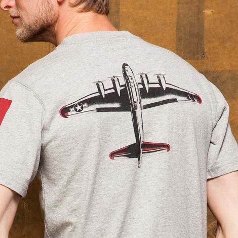 Red Canoe B17 T-Shirt