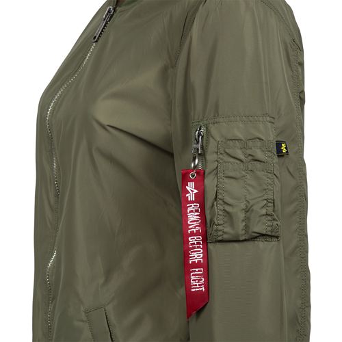 Alpha Industries Womens L-2B Long