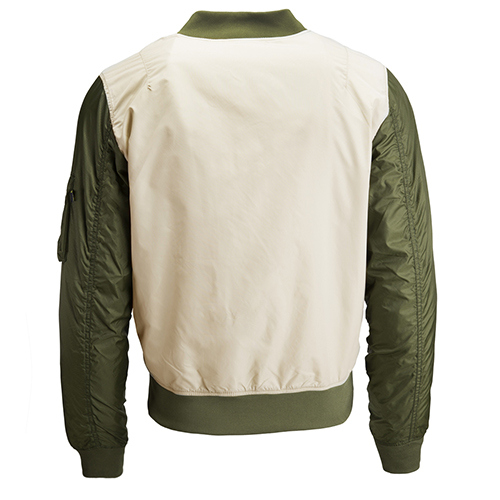 Alpha Industries L-2B Dragonfly Blood Chit Lightweight Flight Jacket