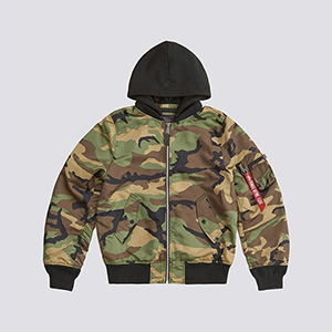 Alpha Industries L-2B Natus Flight Jacket