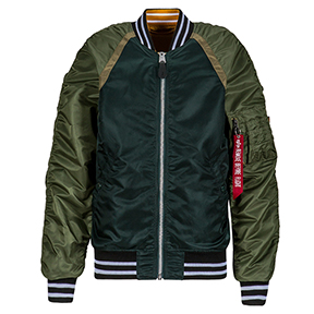 Alpha Industries L-2B Raglan Flight Jacket