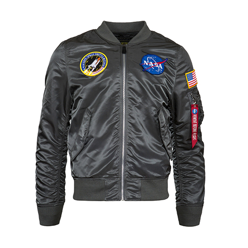 Alpha Industries L-2B NASA Flight Jacket