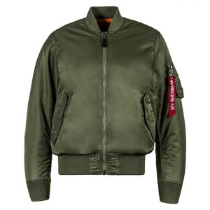 Alpha Industries MA-1 Bomber Flight Jacket