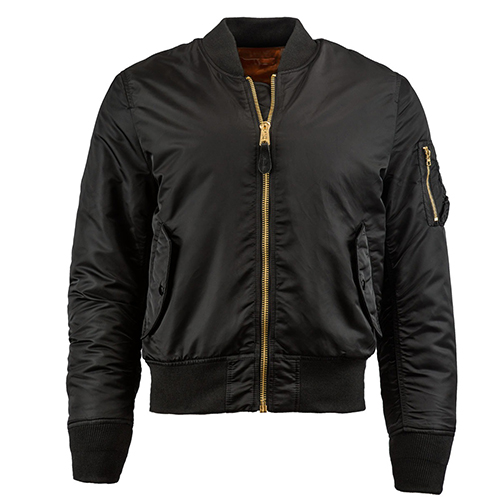 Alpha Industries MA-1 Slim Fit Flight Jacket