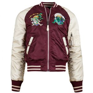 Alpha Industries MA-1 Souvenir Shinto Flight Jacket