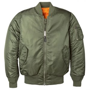 Alpha Industries Womens MA-1 Flight Jacket