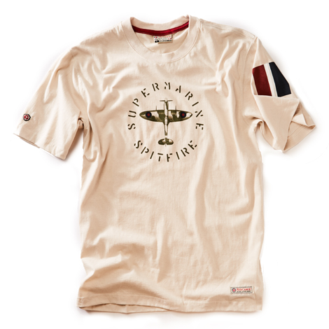 Red Canoe Spitfire T-Shirt