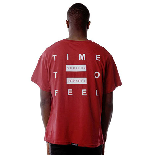 Serieux Time To Feel Tee