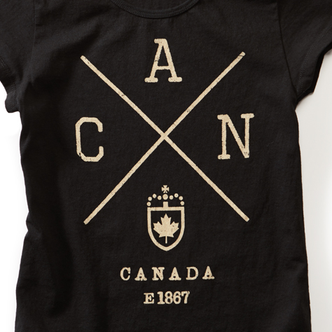 Women's Cross Canada T-Shirt