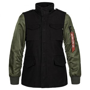 Alpha Industries Womens Fusion Field Coat