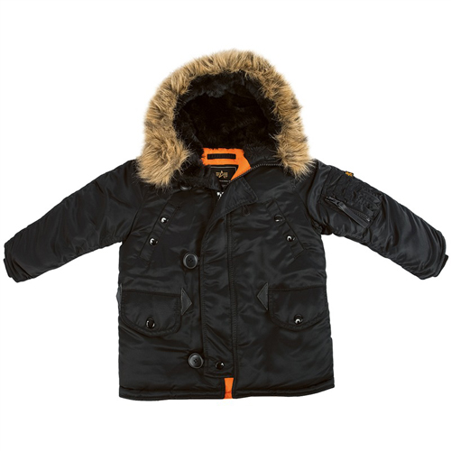 Alpha Industries Youth N-3B Parka