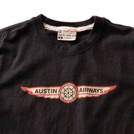 Red Canoe Austin Airways T-Shirt