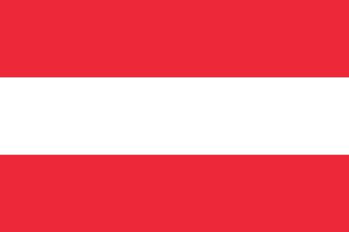 Austrian Flag Badge_Bravo1_Embroidered