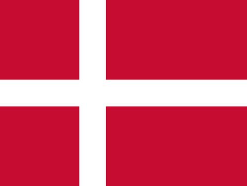 Danish Flag Badge_Bravo1_Embroidered