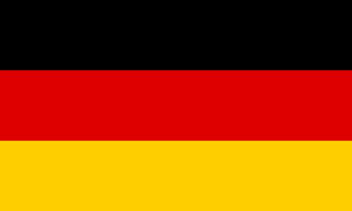German Flag Badge_Bravo1_Embroidered