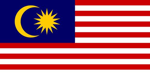 Malaysian Flag Badge_Bravo1_Embroidered
