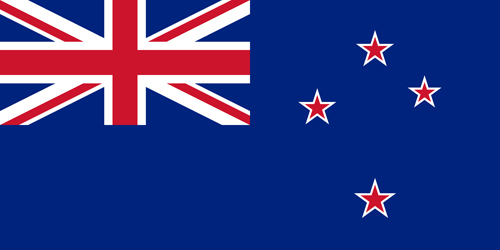 New Zealand Flag Badge_Bravo1_Embroidered