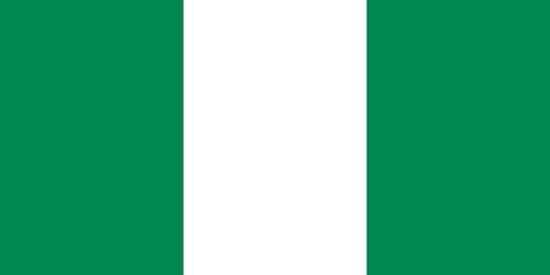Nigerian Flag Badge_Bravo1_Embroidered