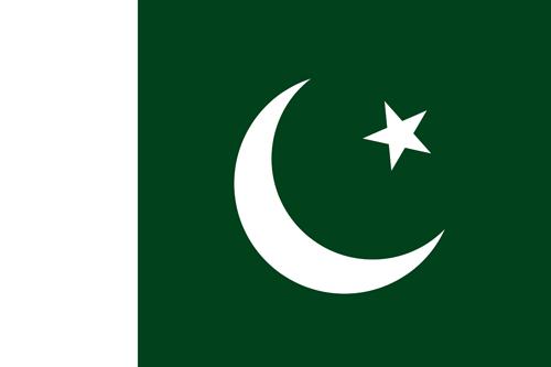 Pakistan Flag Badge_Bravo1_Embroidered