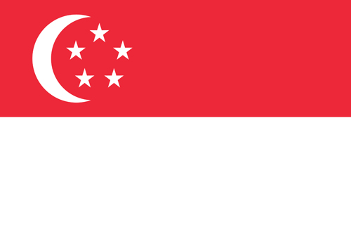 Singapore Flag Badge_Bravo1_Embroidered