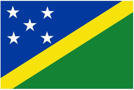 Solomon Islands Flag Badge_Bravo1_Embroidered