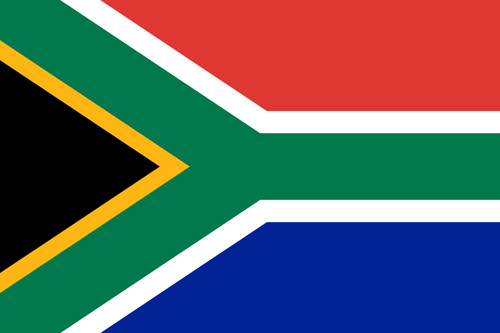 South African Flag Badge_Bravo1_Embroidered
