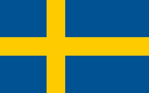 Swedish Flag Badge_Bravo1_Embroidered