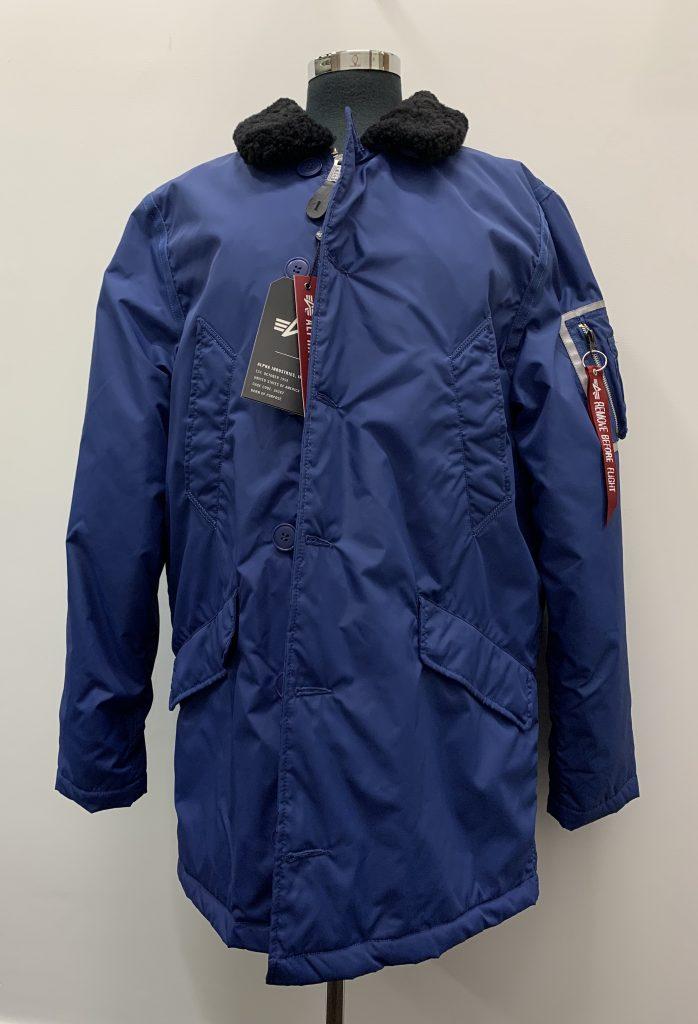 MJB48503C1BN9-B-9-Sherpa-Straight-Hem-Mod-Blue-No.9-Large-Front