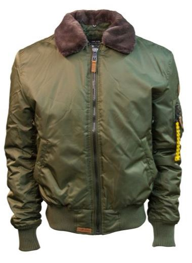 Top Gun B-15 Heavy Duty Flight Bomber Jacket